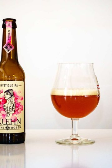 Mystique Indian Pale Ale von Kuehn Kunz Rosen